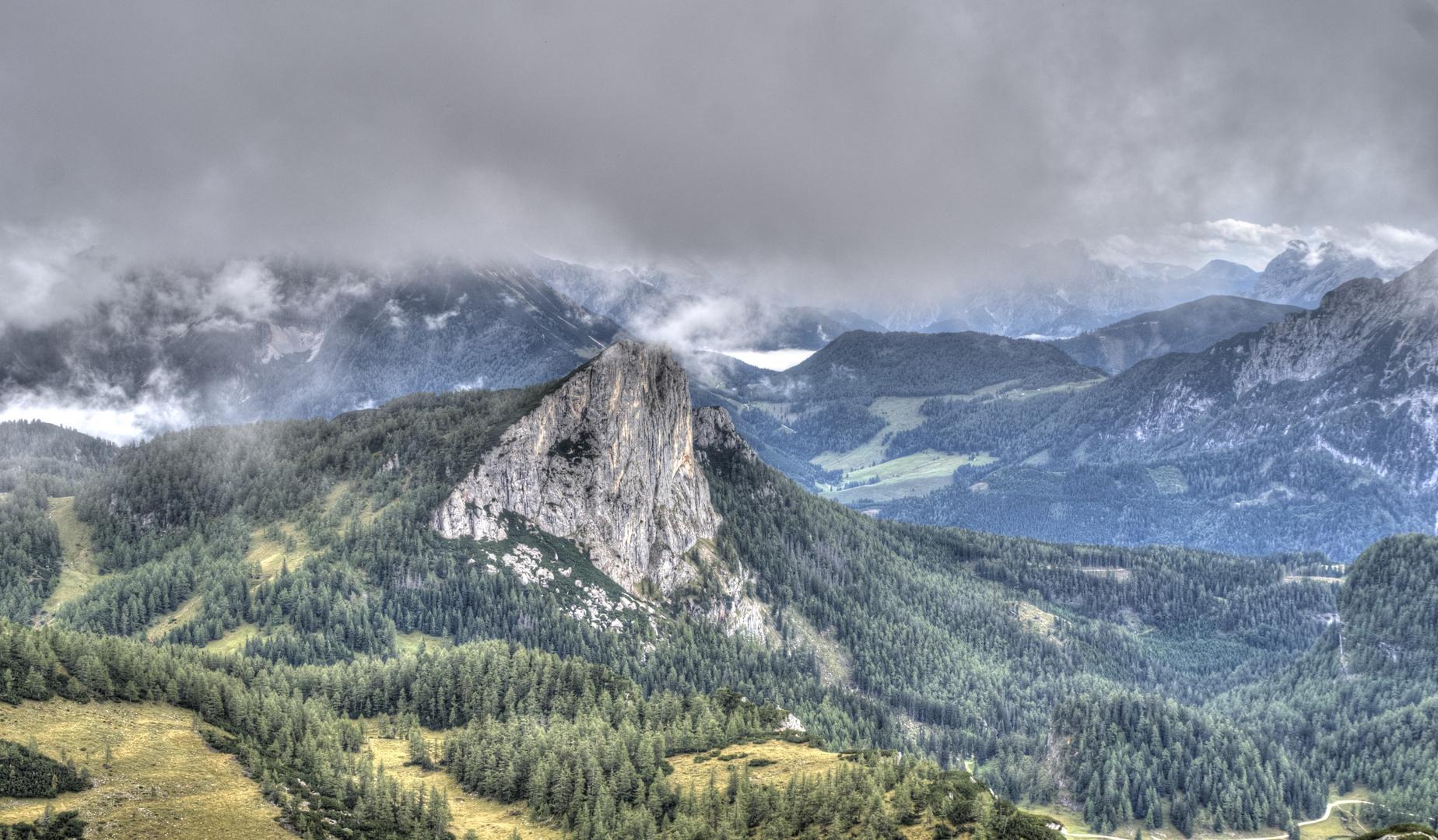 Wolken Wanderung 3