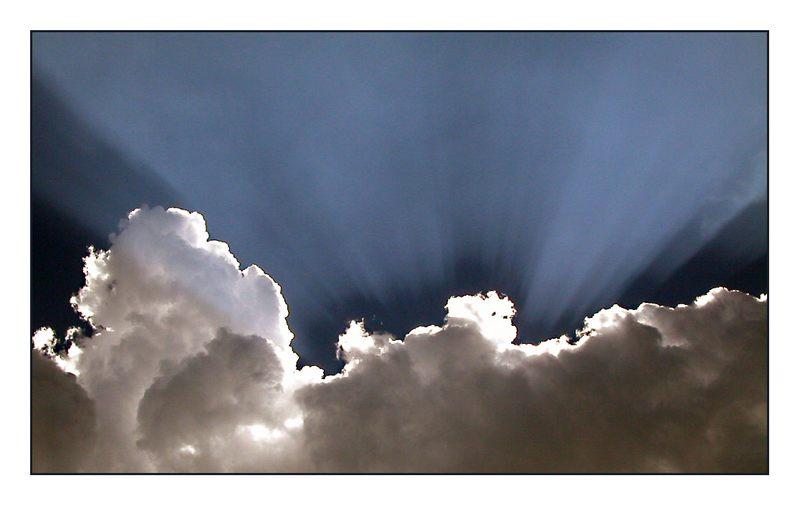 Wolken werden nie langweilig