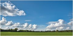 Wolken wie ich sie mag