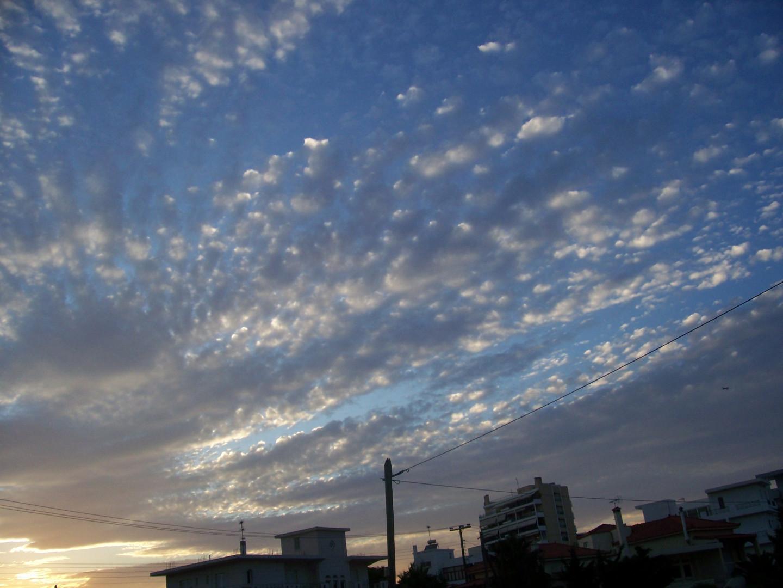 wolken ziehen weiter