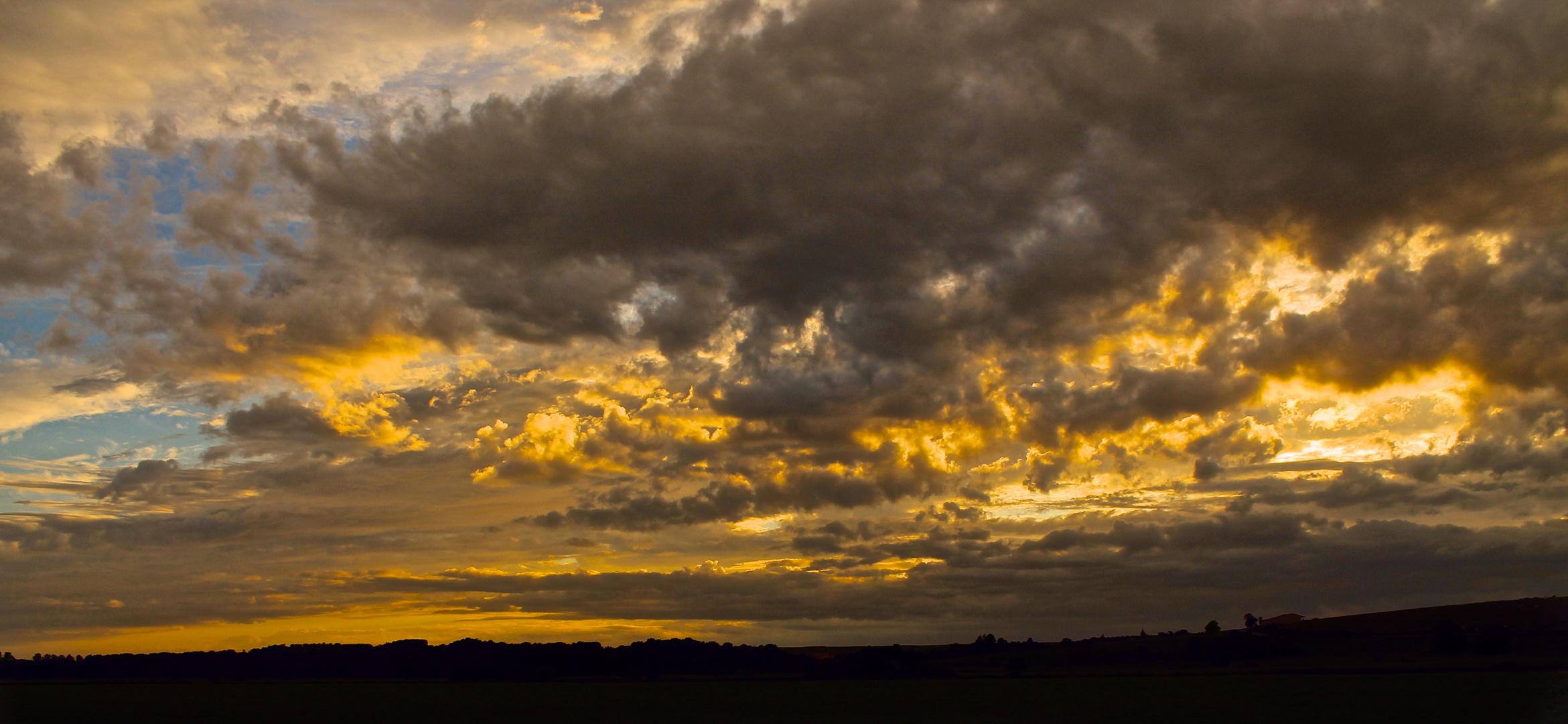 Wolkenaufguss