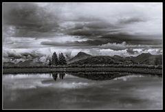Wolkenbedrohung