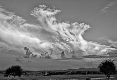 Wolkenbild