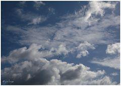 Wolkenbilder: Erinnerung die bleibt...