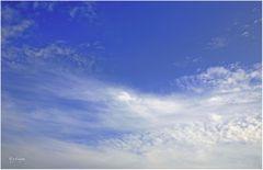 Wolkenbilder: Herbsthimmel