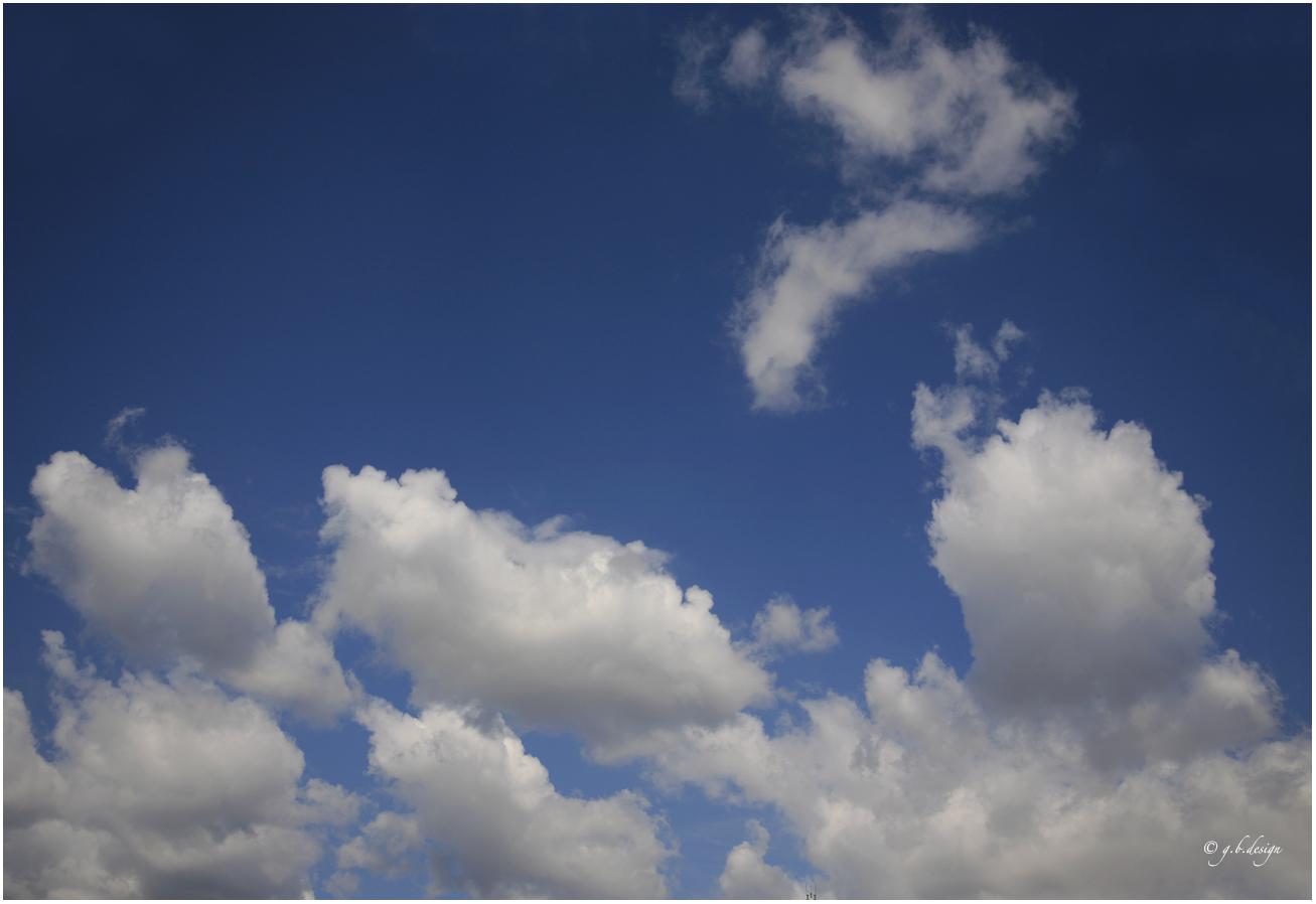 Wolkenbilder: Wolke 7