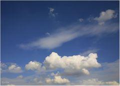 Wolkenbilder: Wolkenläufer