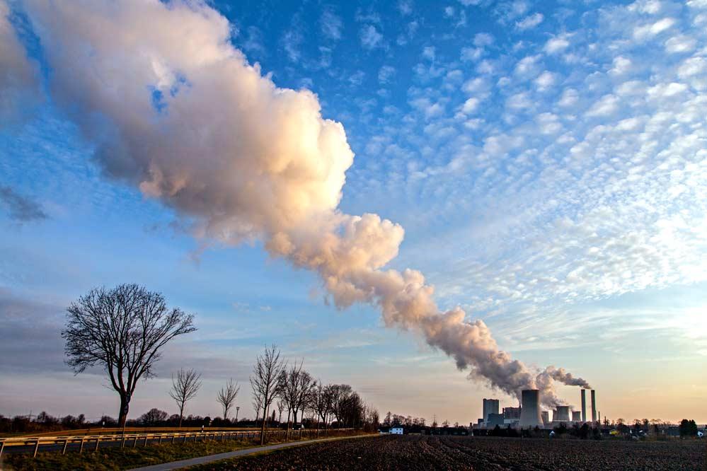 Wolkenfabrik Niederaußem