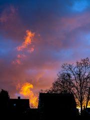 Wolkenfeuer