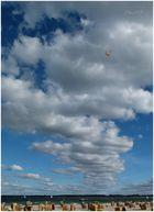 Wolkenformation am 29..09.2013 in Travemünde