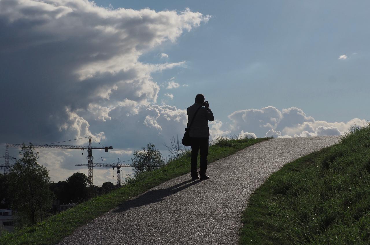 """""""Wolkenfotograf""""..."""