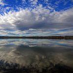 Wolkenhimmel am Starnberger See