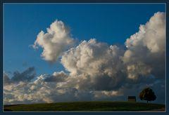 Wolkenhorizont