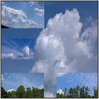 Wolkenimpressionen