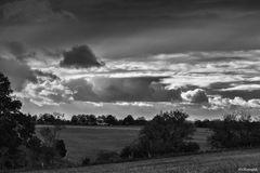 Wolken.Landschaft