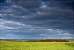 Wolkenlandschaft I