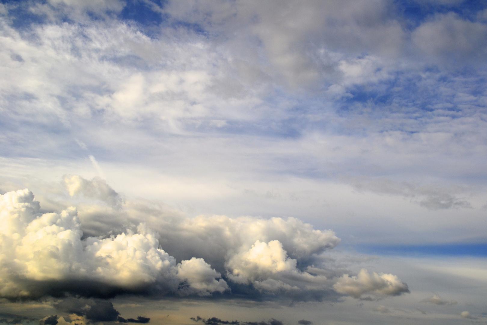 Wolkenmeer