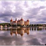 Wolkenmeer und Märchenschloss