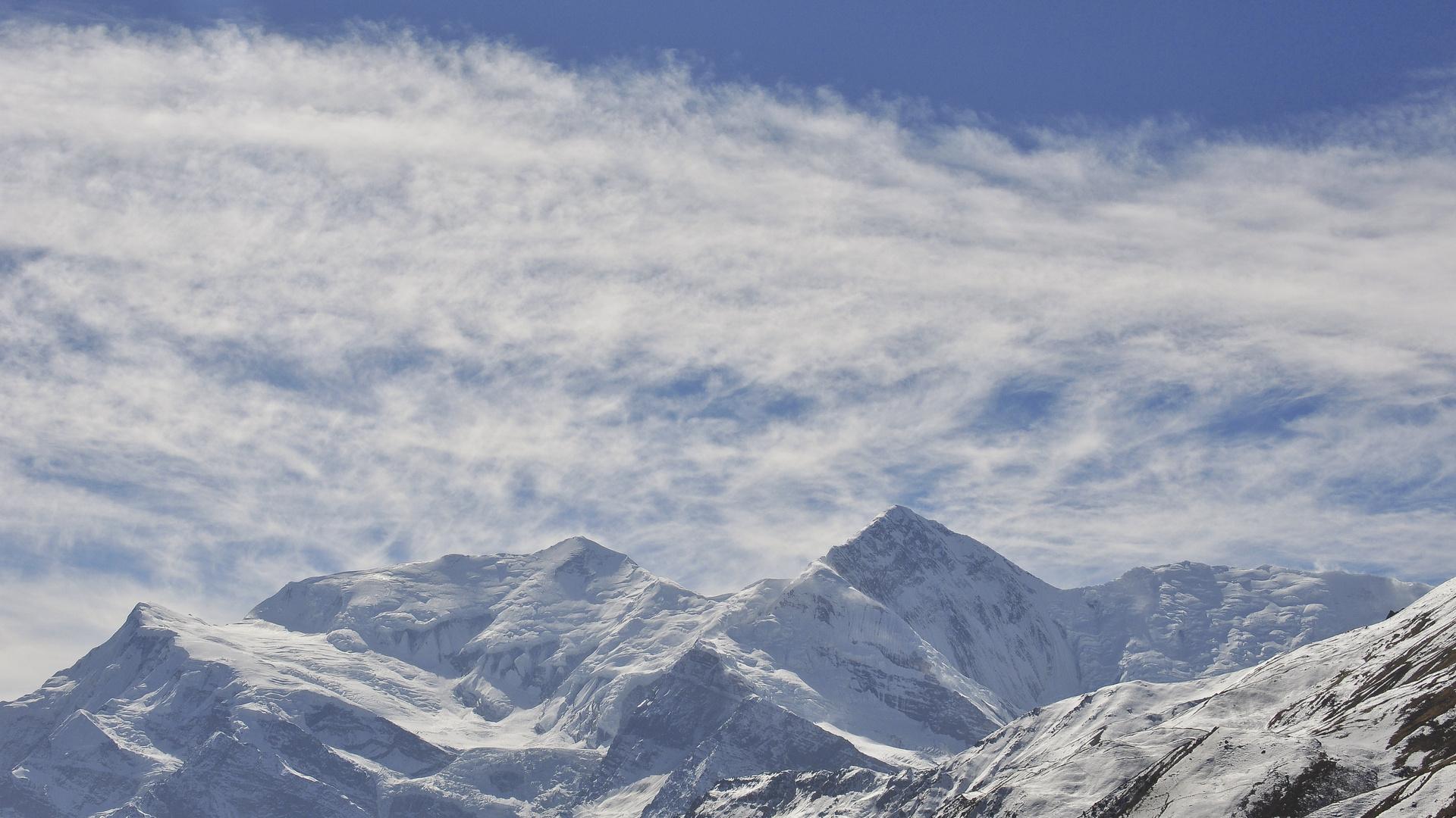 Wolkenschleier
