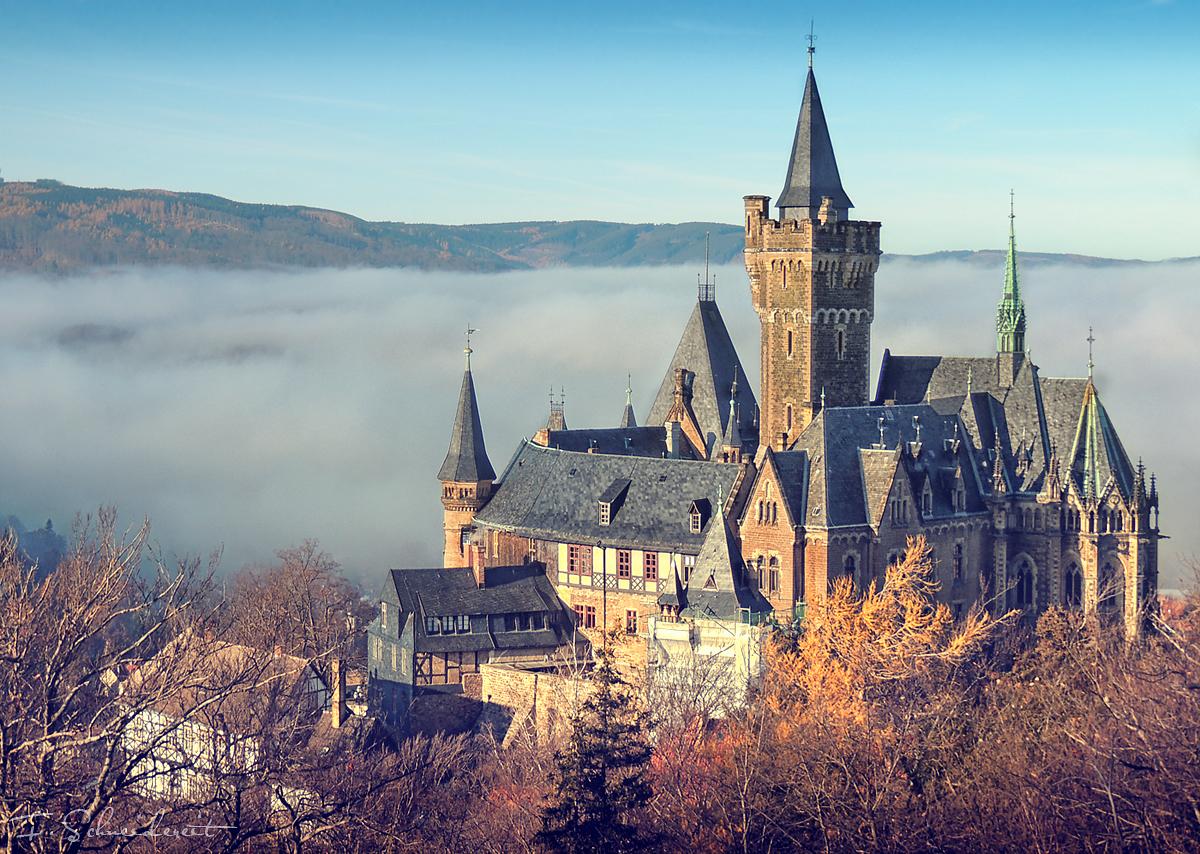 Wolkenschloss