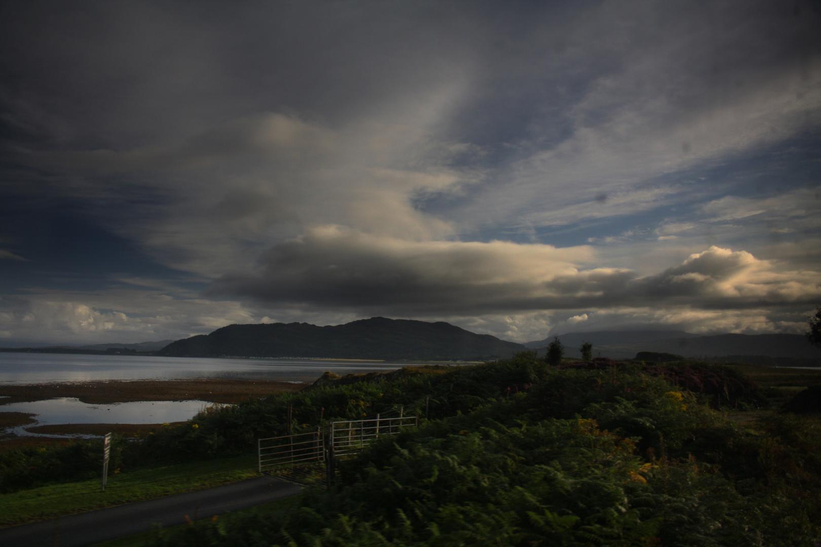 Wolkenspiel 2 Schottland