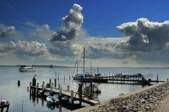 Wolkenspiel bei Hiddensee