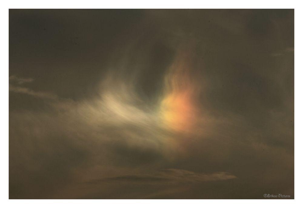 Wolkenspiel der Farben