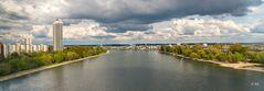 Wolkenspiel über Köln
