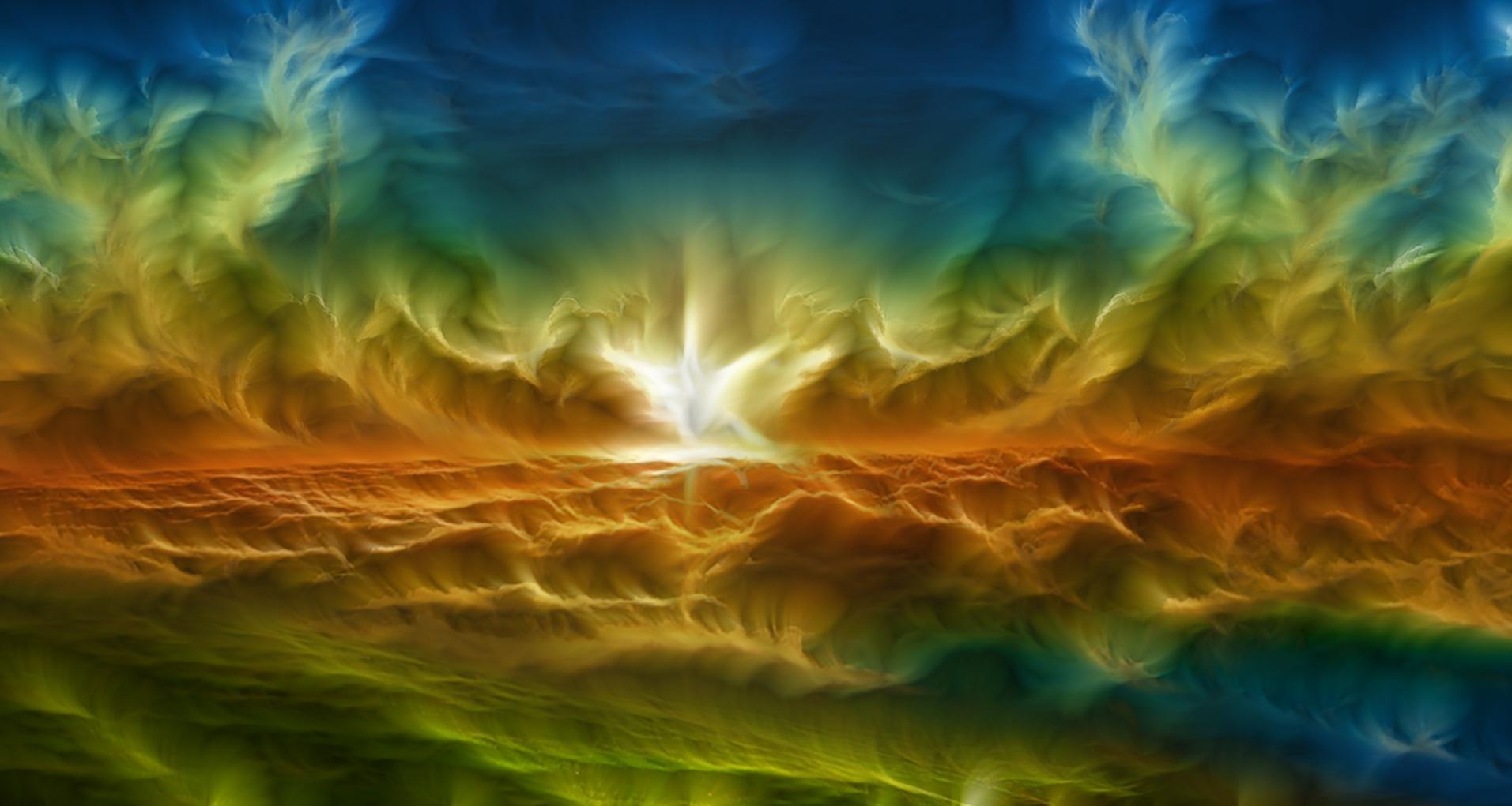 wolkenspiele der natur 1