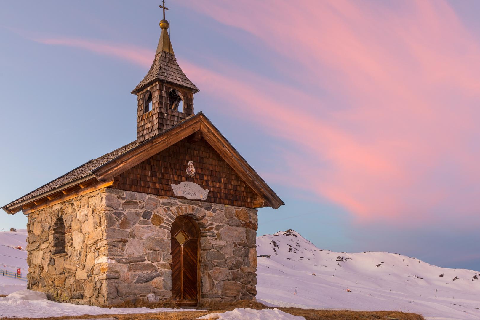 Wolkensteinkapelle