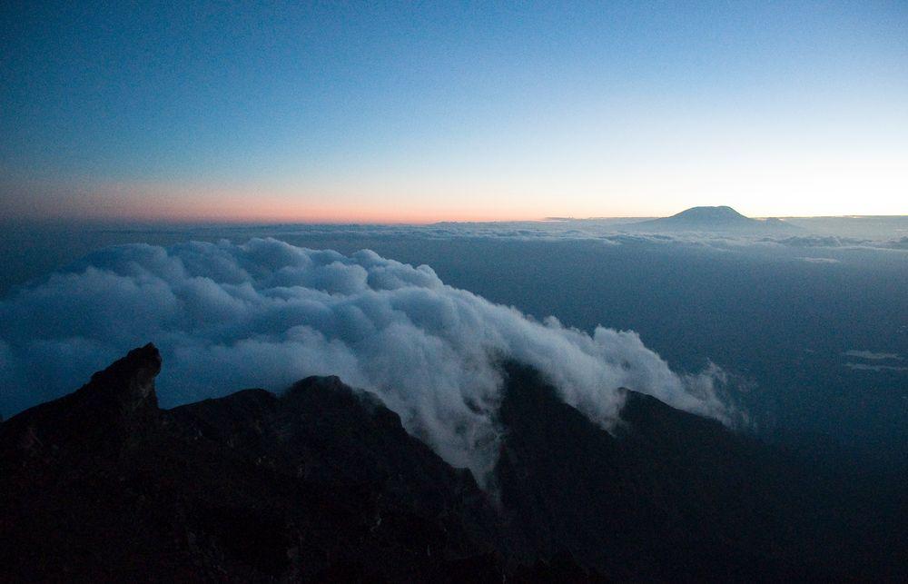 Wolkenwalze am Mount Meru