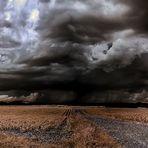 ...Wolkenwetter (IR) **
