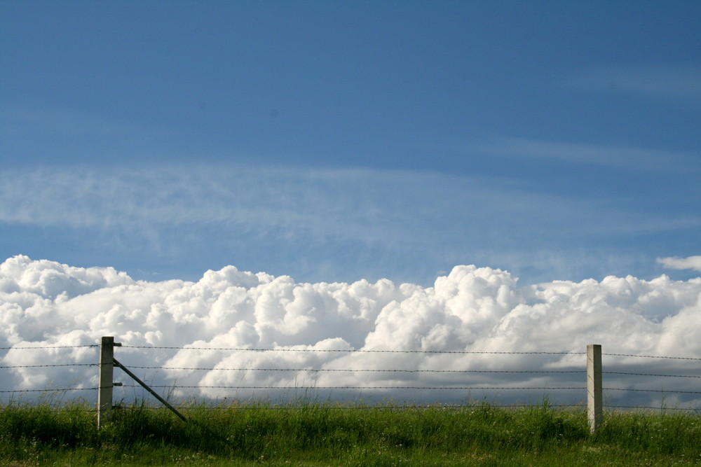 Wolkenzaun