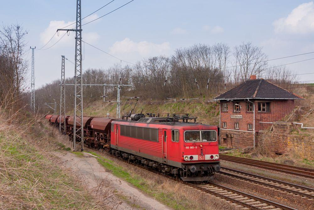 Wolkramshausen, 155 065-6