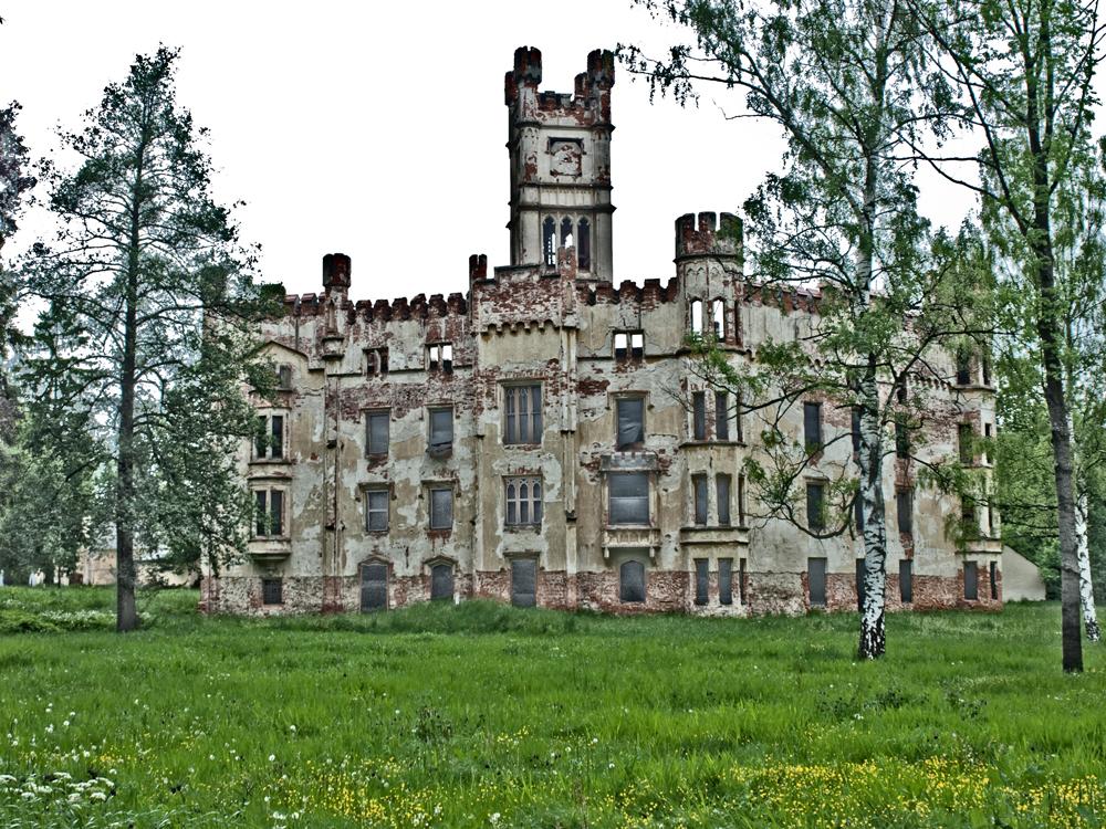 Wolle Schloss kaufe?