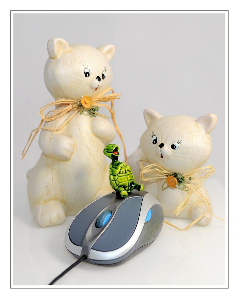 """Wollen wir """"Katz und Maus"""" spielen?"""