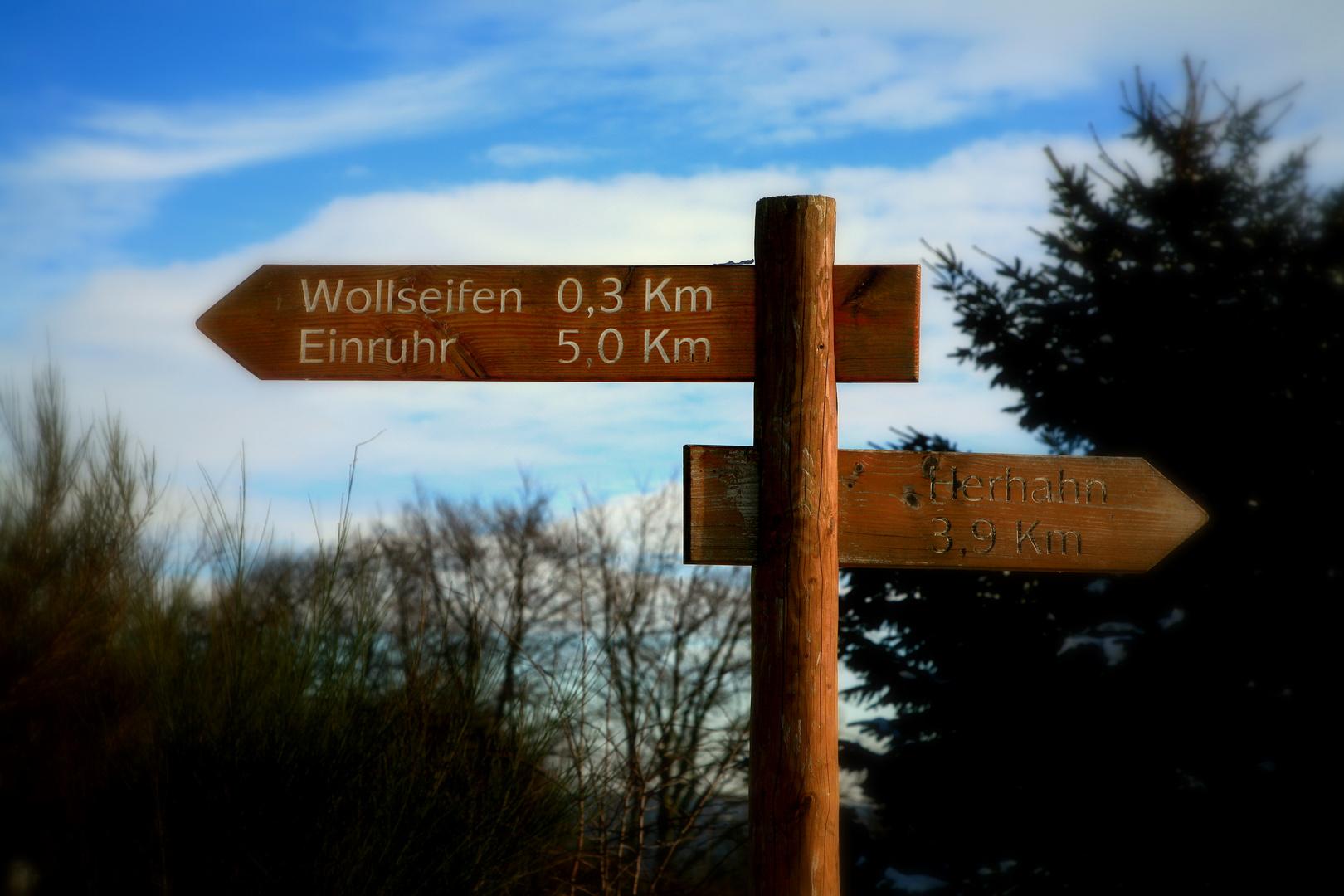 Wollseifen