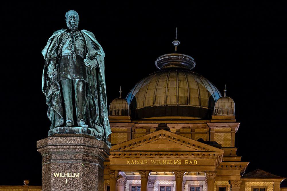 Wolt Ihr Euren Kaiser Wilhelm wieder haben?