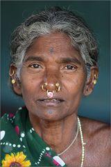woman from desia kondh tribe