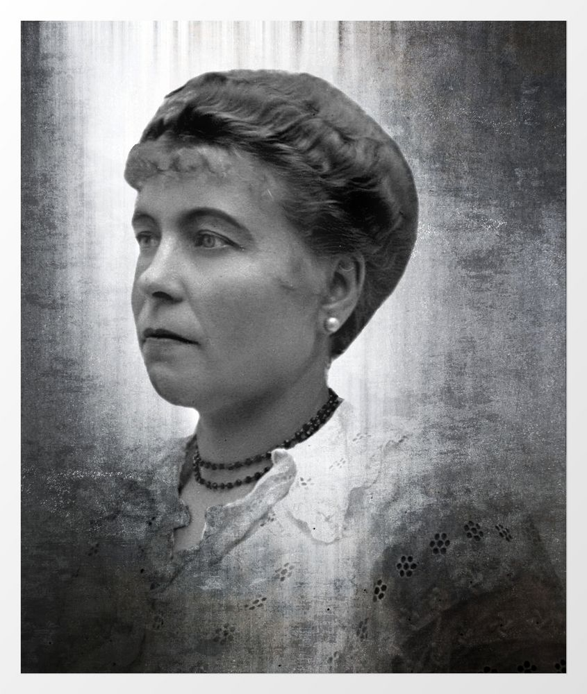 woman from the year 1900 2