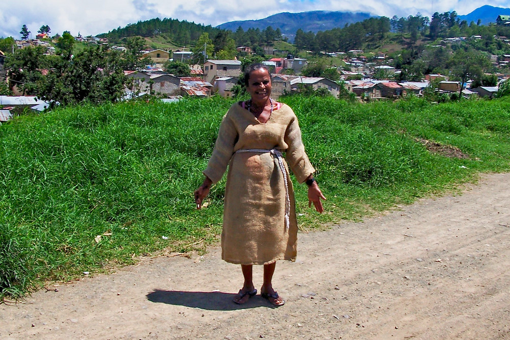Woman in Constanza - Dominican Republic