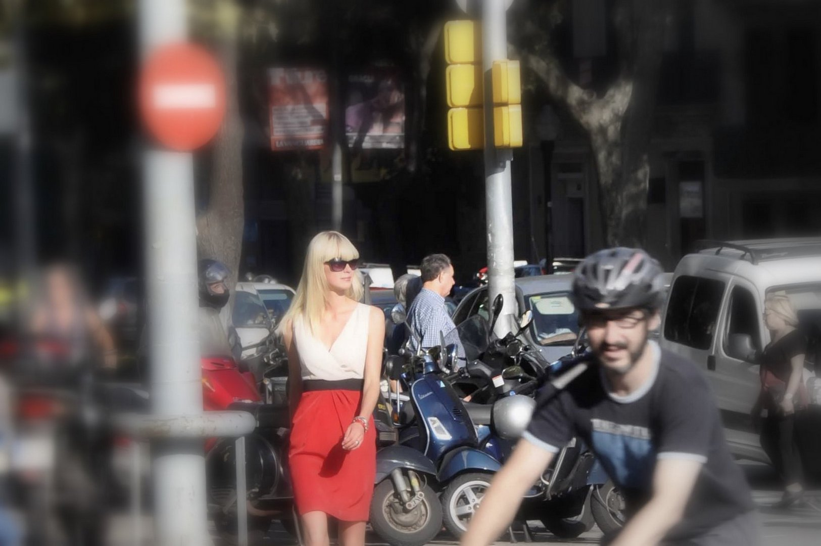 Woman in Red 2