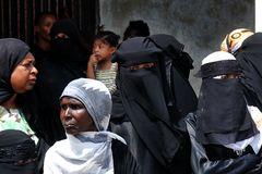 Women in Lamu