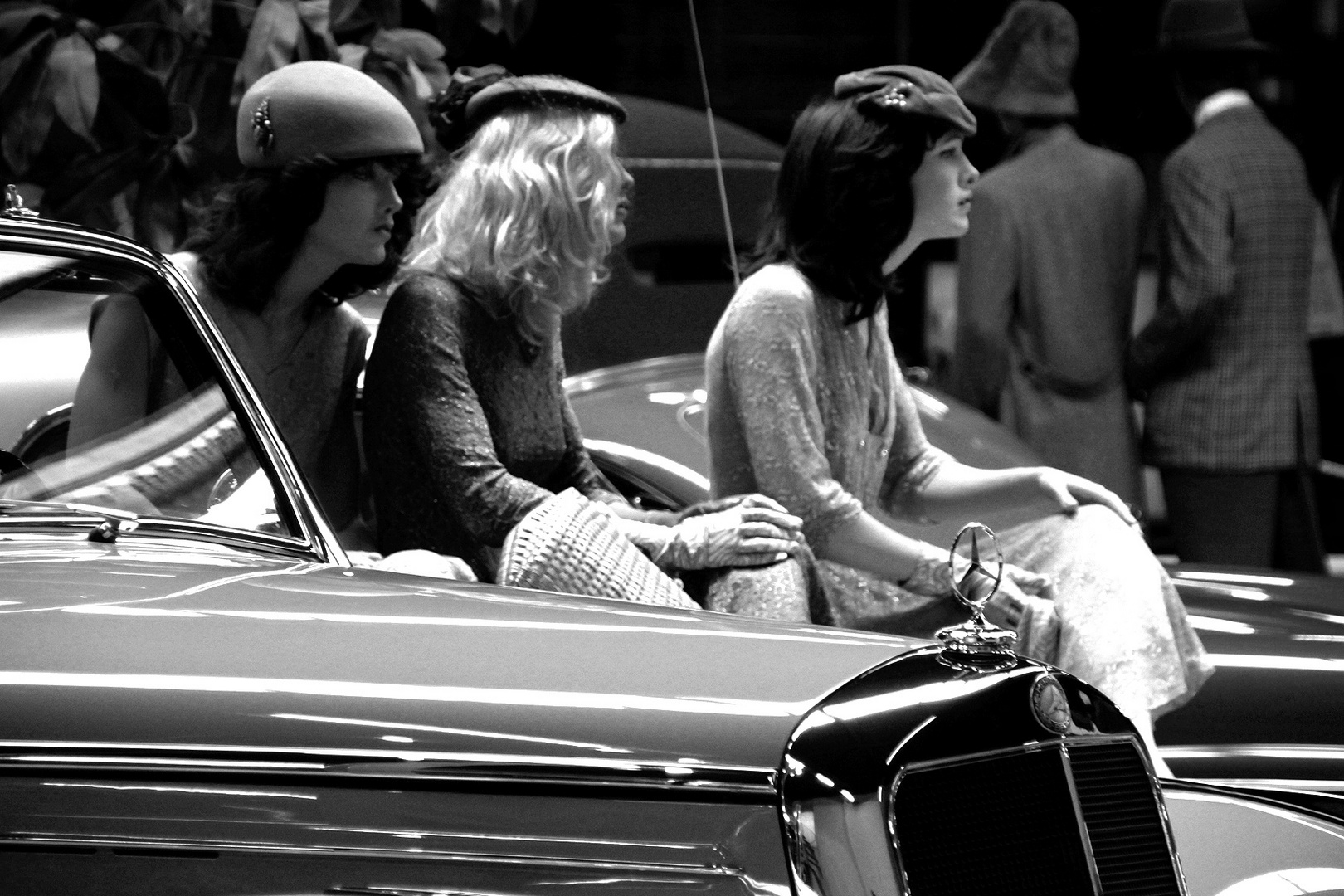 Women & Mercedes