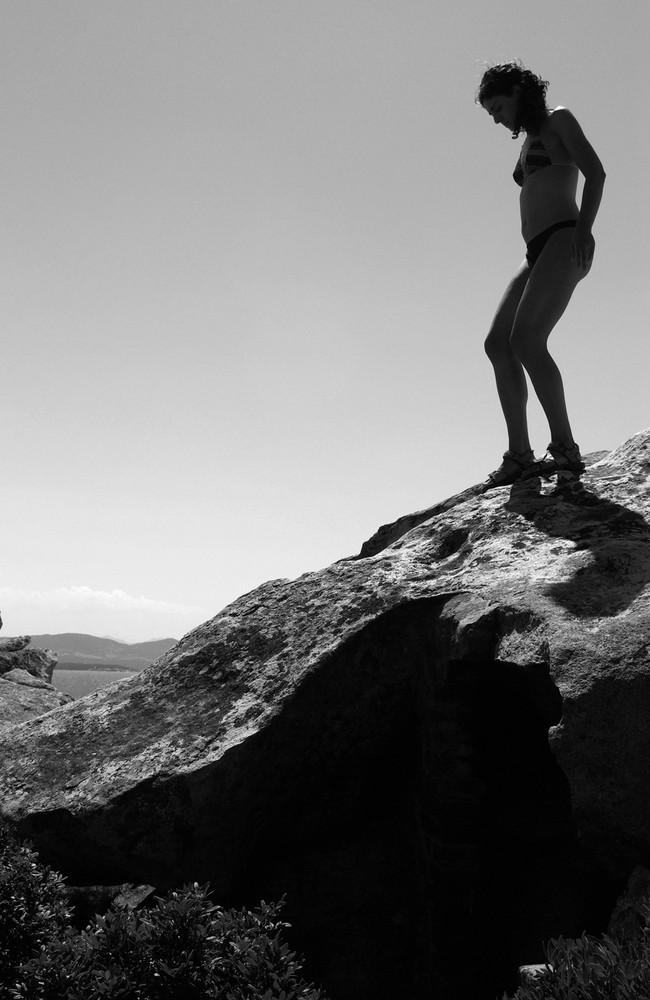 Women on the horizon - Find herself