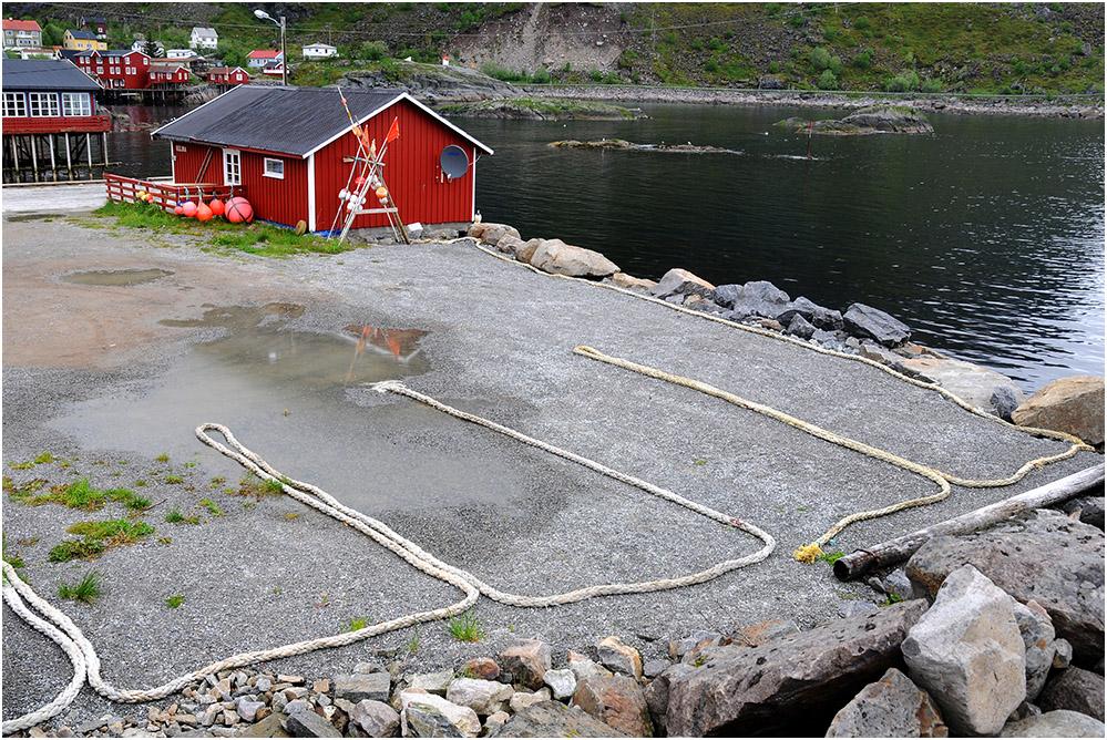 "Womo in Norwegen (42) - ""Å"" auf den Lofoten"