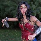 Wonder Woman ? oder Wonder Girl.