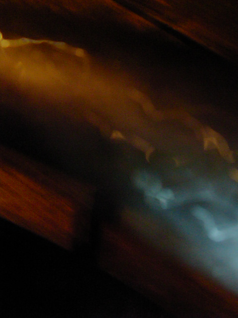 wood - water - light