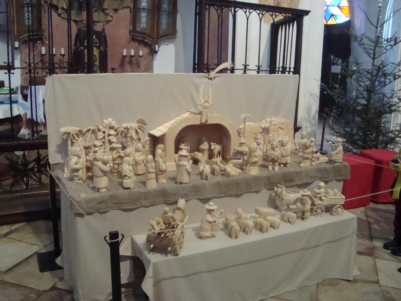 Work of parishioners