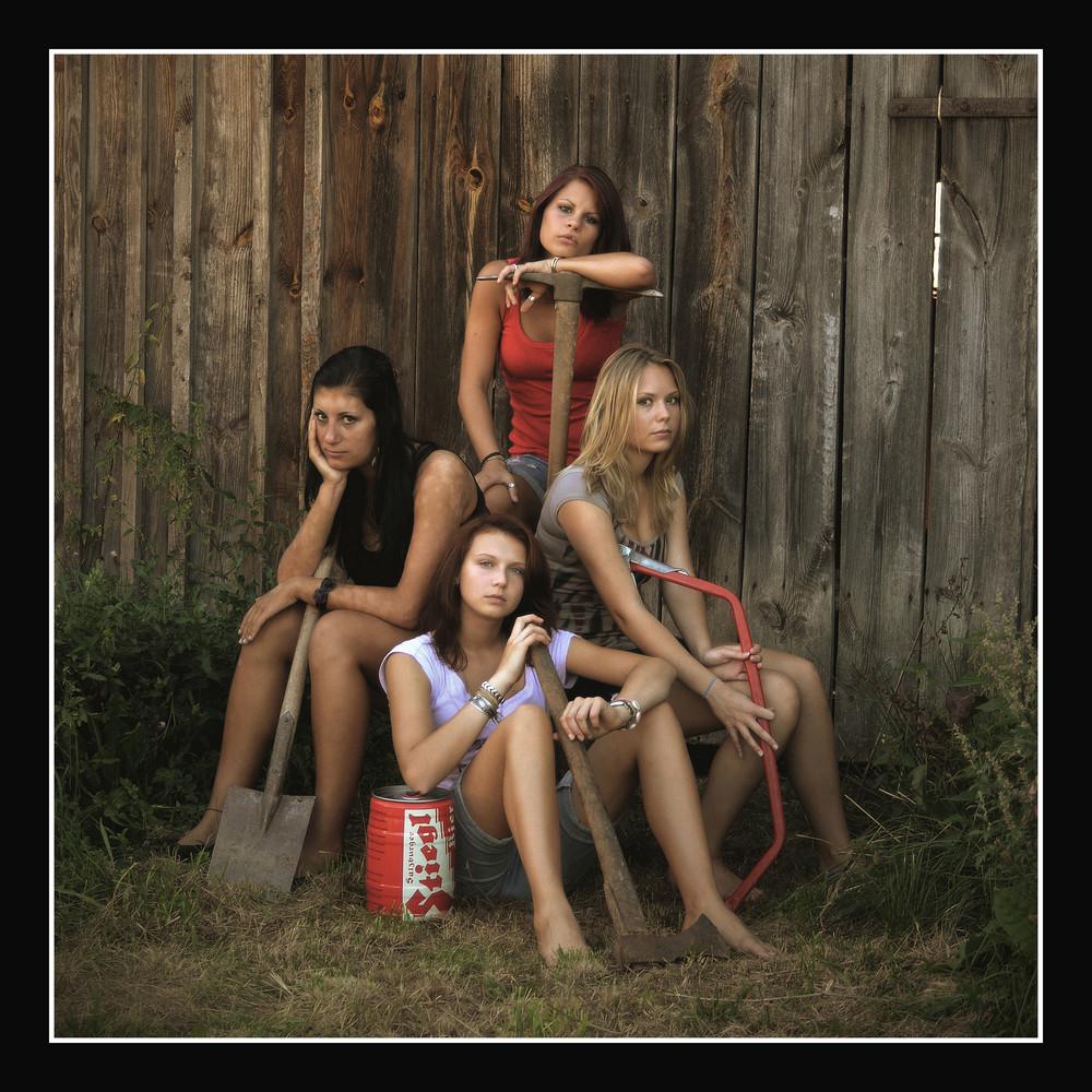 Working Girl Blues 1, September 09